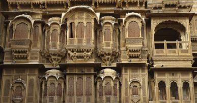 Havelis en India, dónde dormir