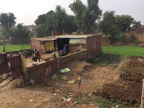 Dónde dormir en Agra