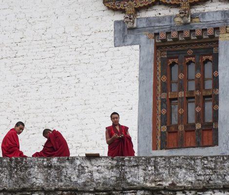 Ruta de viaje por Bhutan