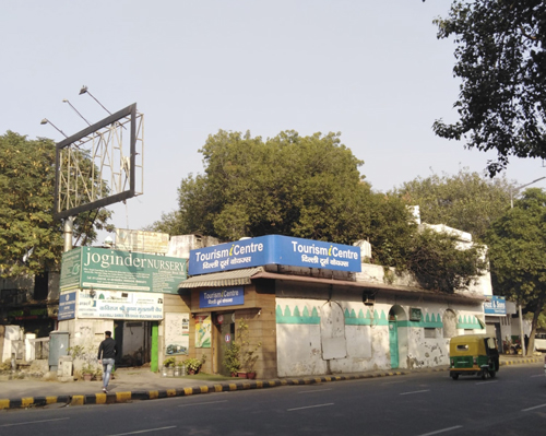Timos en Delhi