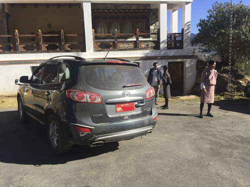 Viaje privado a Bután