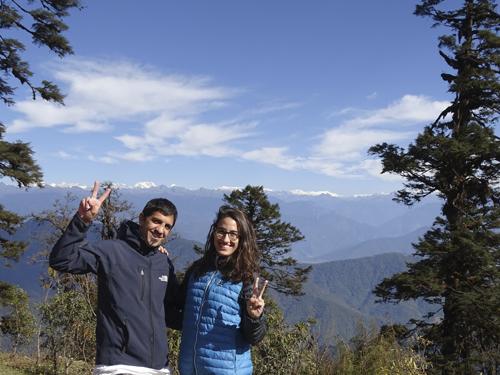 Tiempo en Bhutan