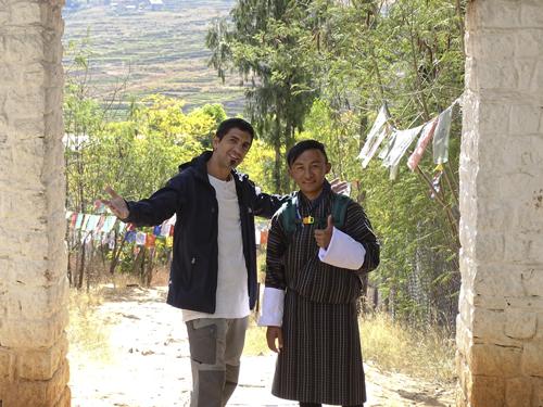 Nuestro guía de viaje por Bhutan