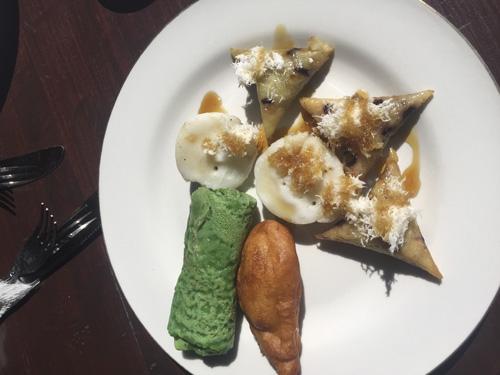 Desayuno en Sidemen