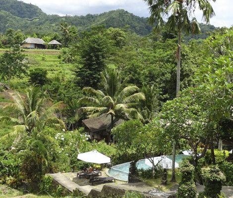 Dormir en Sidemen, Bali