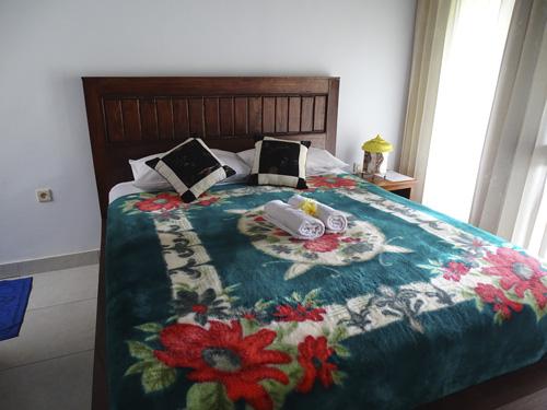 Nuestro alojamiento en Amed