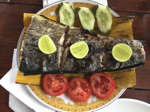 Dónde comer en Amed, Bali