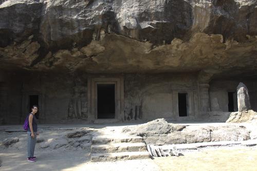 Cuevas de Elefanta en Bombay