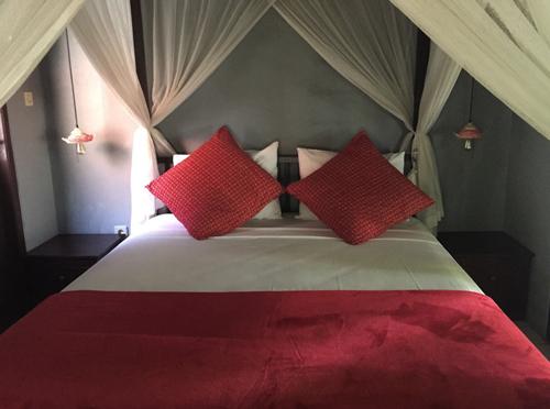 Dónde dormir en Amed, Bali