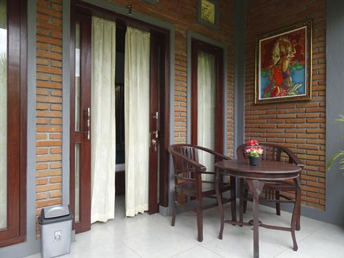Nuestro porche en Sidemen