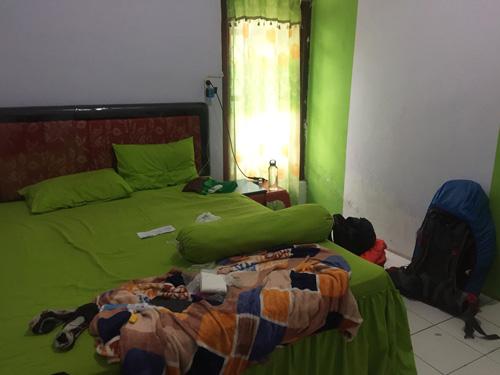 Dónde dormir en Ijen