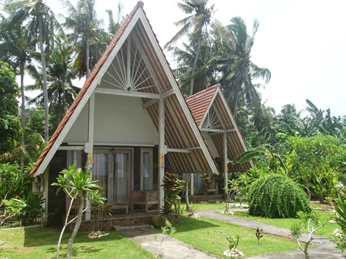 Alojamiento en Nusa Ceningan