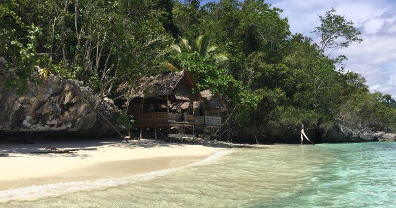 Alojamientos en Raja Ampat