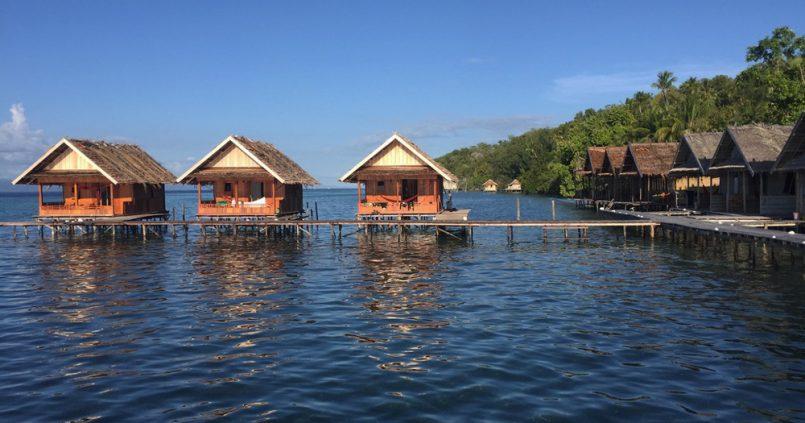 Alojamiento barato en Raja Ampat
