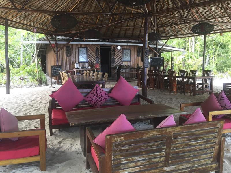 Dónde dormir en Raja Ampat, Indonesia