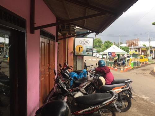 Alquilar moto para Ijen