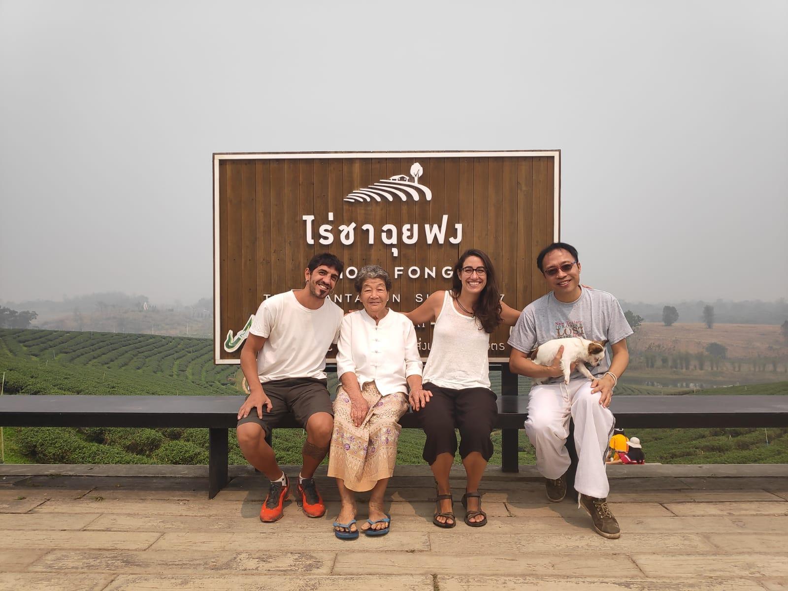 Viaje por Chiang Rai