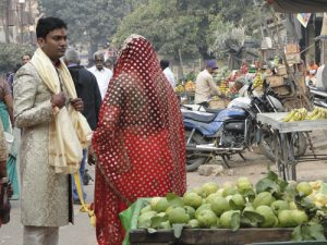 BODA EN INDIA