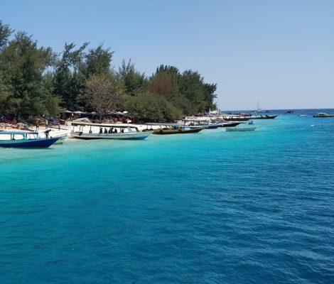 Cómo llegar a las islas Gili