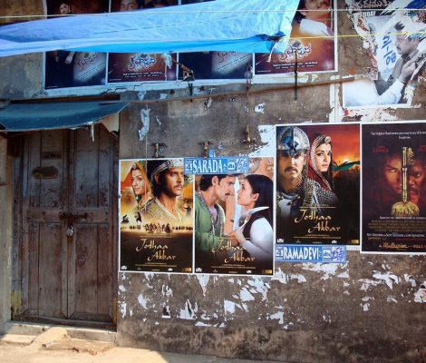Ir al cine en India-Bollywood