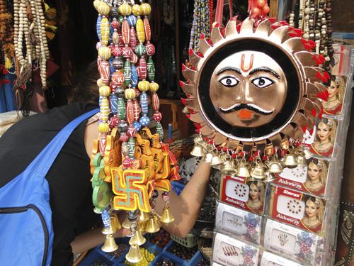Compra en Varanasi