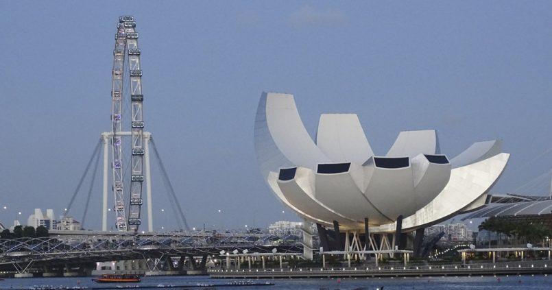 Cosas gratis en Singapur