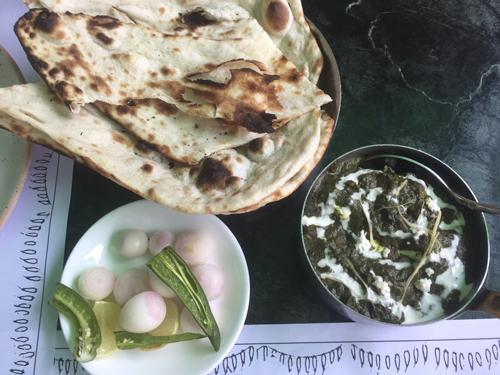 Gastronomia en India