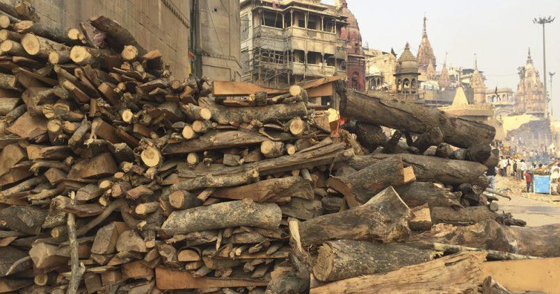Guia de Varanasi, India