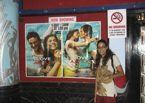 Ir al cine en la India, Bollywood
