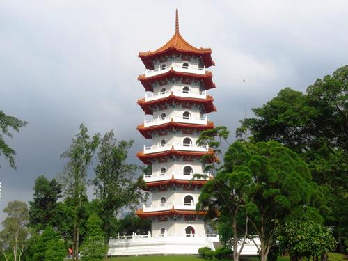 Jardín chino de Singapur