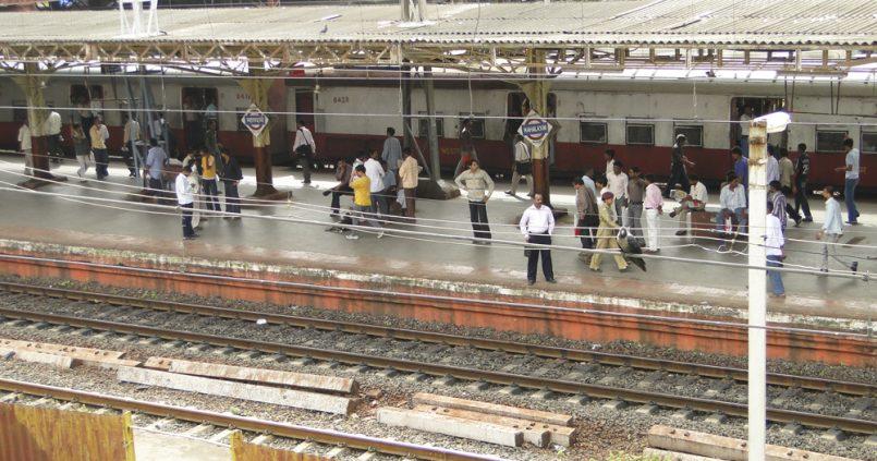 Transportes en India