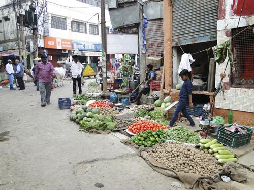 Pasear por Varanasi ciudad