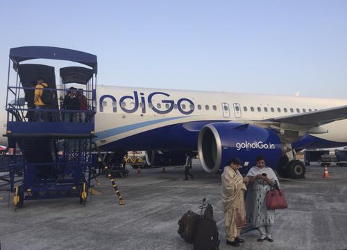 Aviones en India