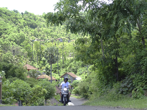 Cómo moverse por Bali