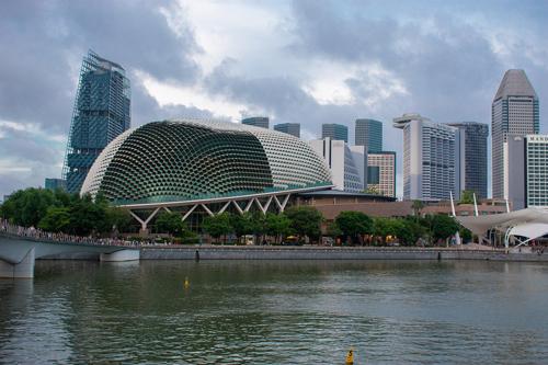 Esplanade de Singapur