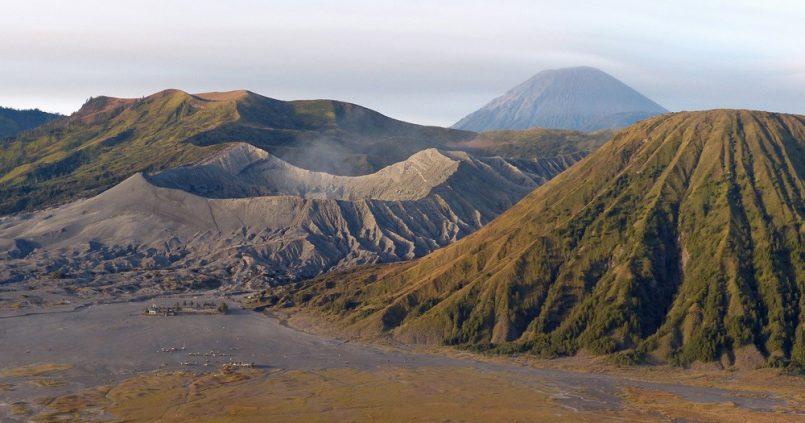 Cómo visitar el volcán Bromo