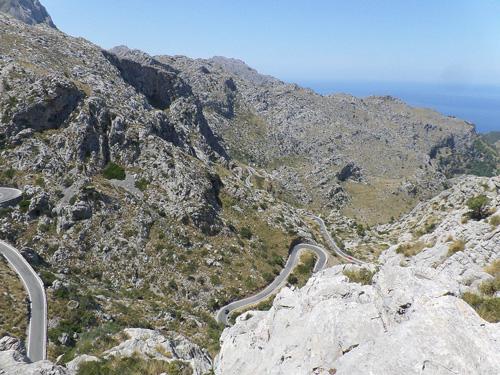 Carretera La Calobra