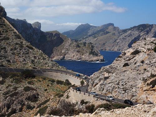 Carreteras de la Sierra de Mallorca