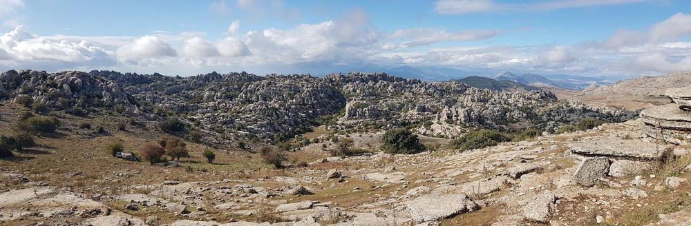 El Torcal, ruta de viaje por Málaga