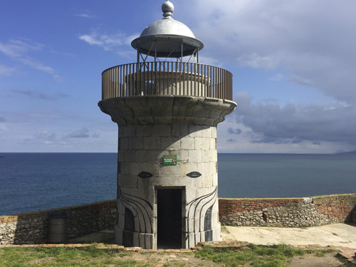 Faro del Caballo en Cantabria