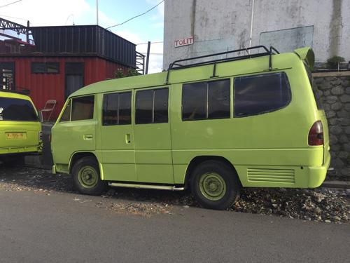 buses de Probolinggo a Cemoro Lawang