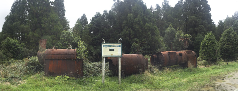 Heritage Trails Nueva Zelanda