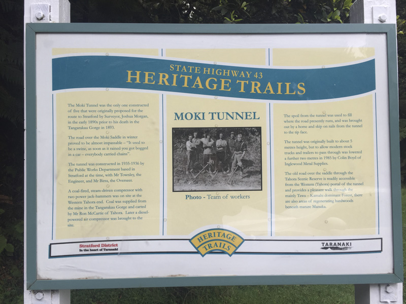 Heritage Trails en Nueva Zelanda