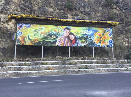 Monarquía en Bután