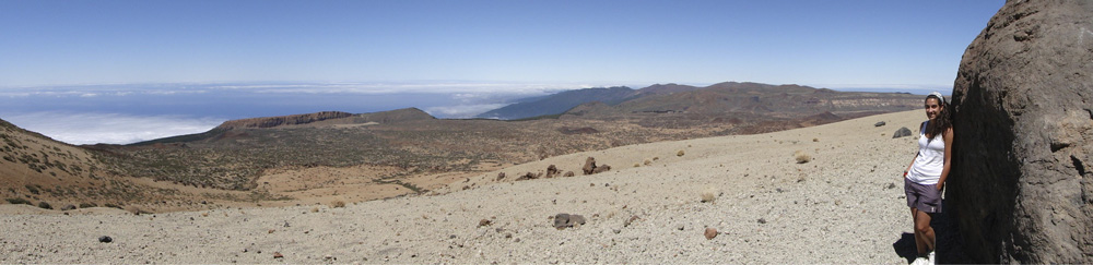 Asceso al Teide