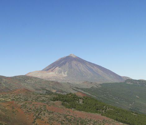 Cómo subir el Teide en Tenerife