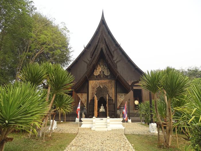 Casa Negra de Tailandia