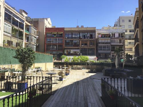 Dónde dormir en Barcelona ciudad