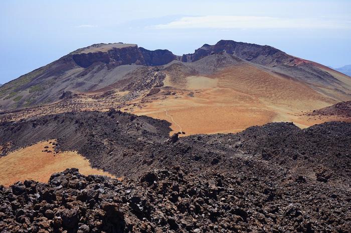 Pico Viejo en el Teide