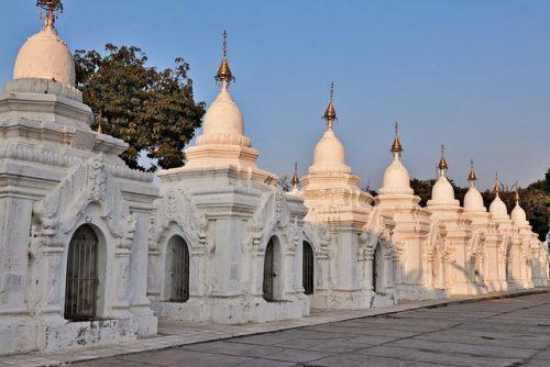 Qué ver y hacer en Mandalay: Kuthodaw Pagoda